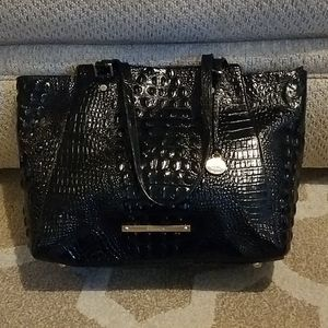Brahmin Large Tote with zipper